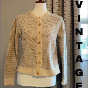 Vintage Woolrich sweater